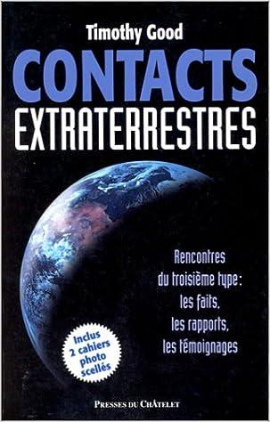 En ligne téléchargement Contacts extraterrestres epub pdf