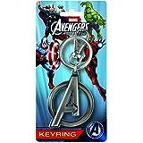 Marvel Avengers Logo en étain porte-clés