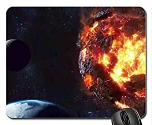 Meteorfall Mouse Pad, Mousepad (10.2 x 8.3 x 0.12 inches)
