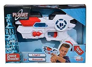 SIMBA - PLANET FIGHTER SPACE SHOOTER LASER GUN 23 CM