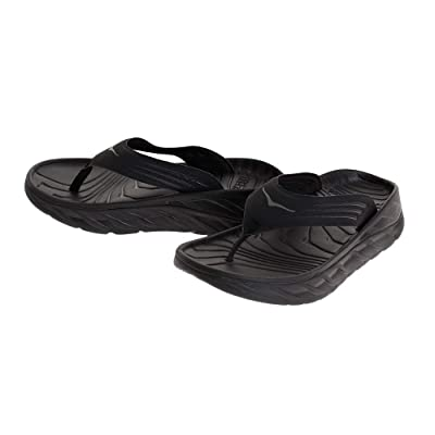 Amazon.com | HOKA ONE ONE Men's Ora Recovery Flip 2 Sandals | Sandals