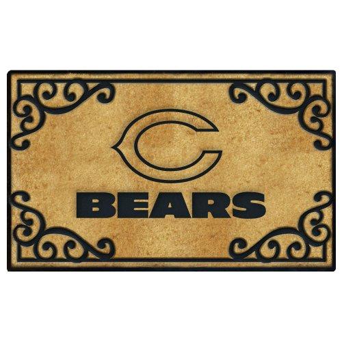Chicago Bears Home Decor: Chicago Bears Door Mat Home Garden Decor Mats