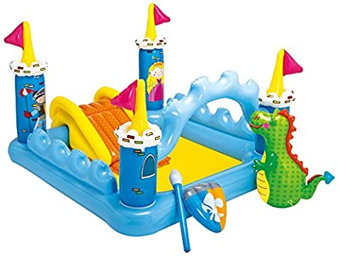 Intex Fantasy Castle Inflatable Play Center, 73
