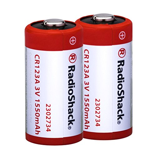 Cr123a 3v Lithium Battery 2 Pack ★ Best Value ★ Top Picks