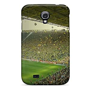 New Style Tpu S4 Protective Case Cover/ Galaxy Case - Westfalenstadion4