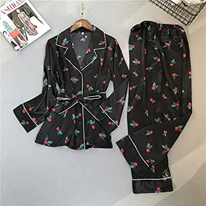 WDDGPZSY Picardías/Pijamas/Camisas de Noche/Ropa de Noche/Homewear/Camisas