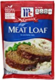 McCormick Meat Loaf Seasoning, 1.5 Ounce (Pack of 12)