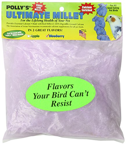 Polly's Ultimate Millet Pet Bird Supplement