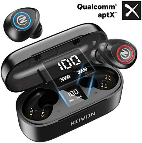 Bluetooth Headphones Qualcomm Wireless Earphones product image