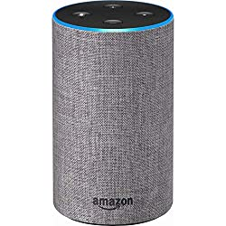 Image of the product Echo 2nd Generation   that is listed on the catalogue brand of Amazon. The product has been rated with a 4.7 over 5