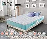 Zeng - Memory Foam 10'' Pharmapur Mattress, QUEEN