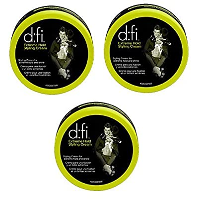 D:Fi Extreme Hold Styling Cream 2.6 oz