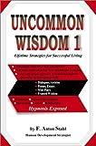 Uncommon Wisdom 1, F. Stahl, 0595656358