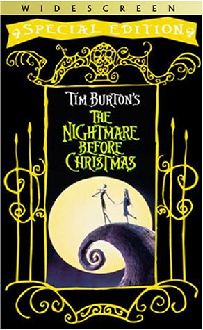 The Nightmare Before Christmas - Special Edition (Widescreen) [VHS] -