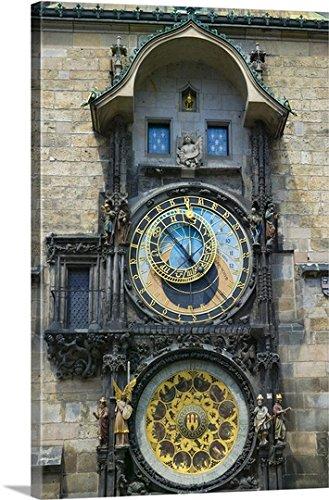Canvas Clock - 1