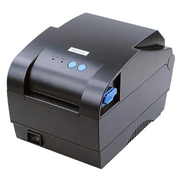 HLL Impresora de Etiquetas, Puerto USB XP-365B de la ...