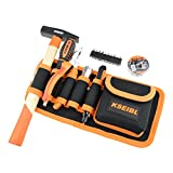 KSEIBI 145015 Household Garage Car Repair Tool Set 6 Pieces with tools pouch