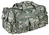 Mens 26 Inch ACU Digital Camo Convertible Backpack Duffel Molle Military Tactical Gear Shoulder Bag