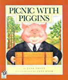 Picnic with Piggins by Jane Yolen (1993-02-15)
