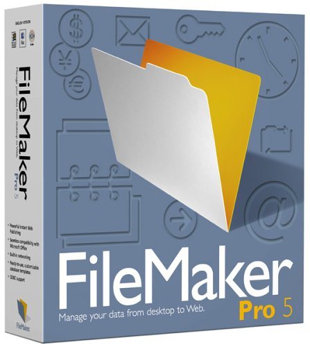 FileMaker Pro 5.0 Upgrade by Filemaker Inc.