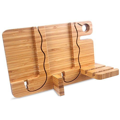 Aerb Bamboo Charging Station Holder