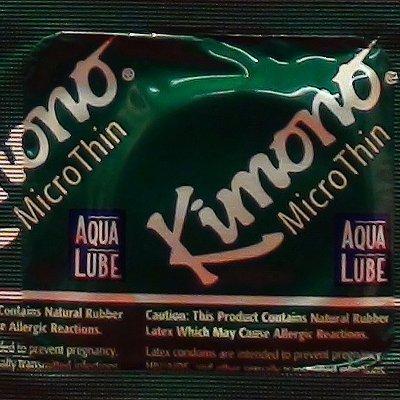 KIMONO MICROTHIN WITH AQUA LUBE 24 PACK by (Kimono Lubricant)