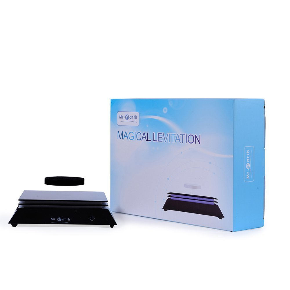Amazon mr earth magnetic levitation platform levitron amazon mr earth magnetic levitation platform levitron revolution platform display maglev floating display showcase toys games geotapseo Image collections