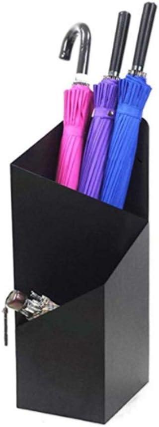 25 * 20 * 60cm Colore : Nero 2 colori disponibili portaombrelli esterno LJHA yusanjia Portaombrelli // Portaombrelli // Ombrello // Portaombrelli multifunzionali