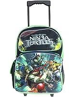 """Nickelodeon Ninja Turtles 12"""" Rolling Backpack - Shell Power"""