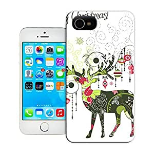 Unique Phone Case Deer#1 Hard Cover for iPhone 4/4s cases-buythecase