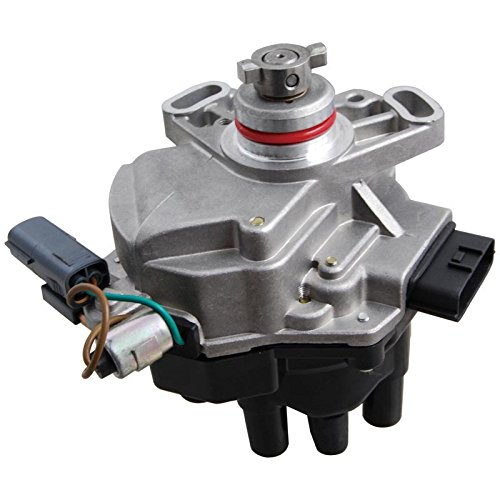Parts Player New Distributor Fits Nissan Altima 2.4 4-cyl KA24DE 1997 1998 1999 2000 2001 (Altima Distributor)