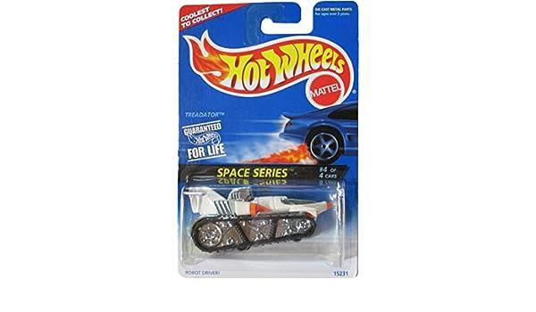 1996 Hot Wheels ~SPACE SERIES~ Treadator 4//4
