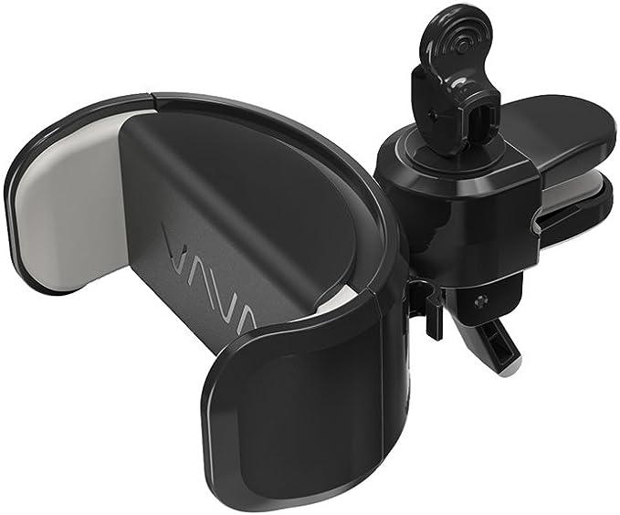 Vava Home Auto Handyhalterung Handyhalterung Für Auto Lüftung Mit Kabelhaken 360 Drehbares Gelenk Kompatibel Mit Iphone Xs Xr X 8 7 Plus Galaxy S9 S8 Plus Note 9 8 Und Mehr Elektronik