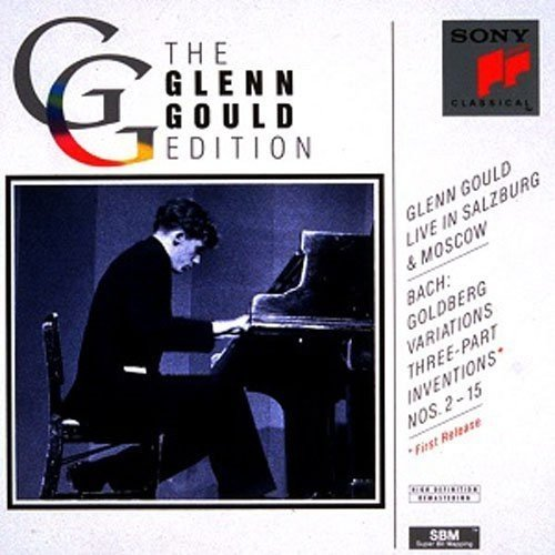 Glenn Gould Live in Salzburg & Mosco by Imports