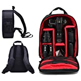 Best Cases For DSLR Canons - Perman Stylish Camera Backpack Waterproof Bag DSLR Case Review
