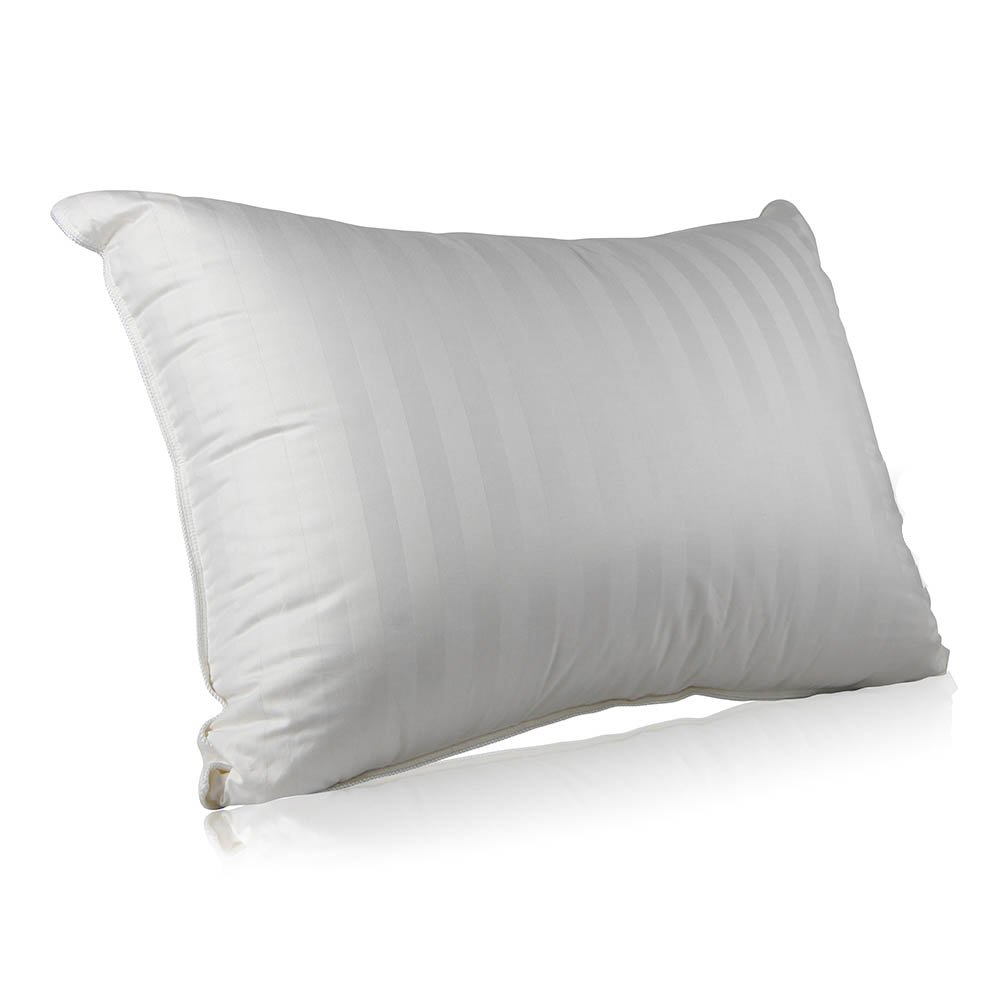Superior 100% Down 700 Fill Power Hungarian White Goose Down Pillow (King)