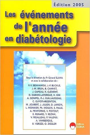 Livre gratuits Les événements de l'année en diabétologie pdf, epub