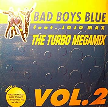 Turbo megamix 2 (2 versions, 1998/99, plus L.o.v.e. in my