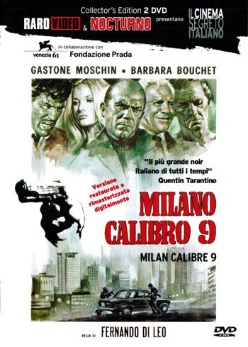 Milano Barbara Italian - Caliber 9 / The Contract (Milano Calibro 9) (2 DVD) [NON-USA FORMAT, PAL, Reg.0 Import - Italy]