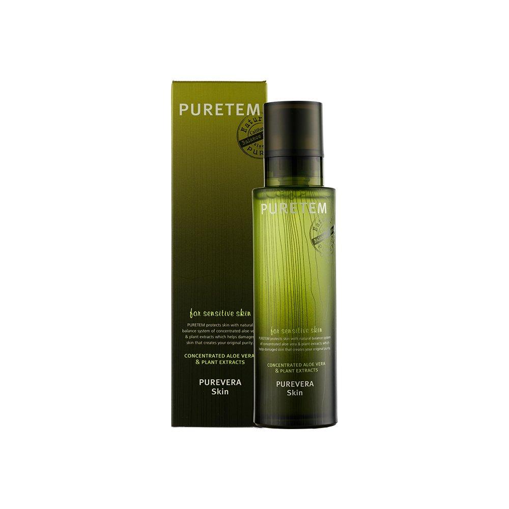 Puretem Purevera Facial Skin Toner (100% Organic Aloe Vera) 130ml