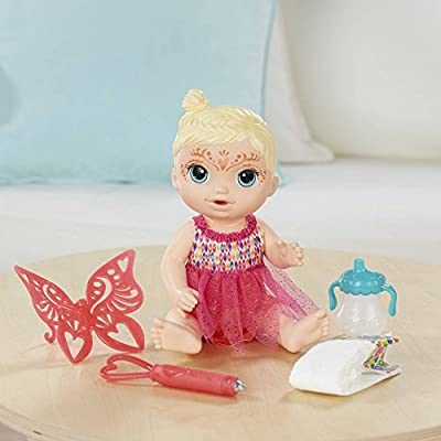 Baby Alive Face Paint Fairy (Brunette) by Baby Alïve
