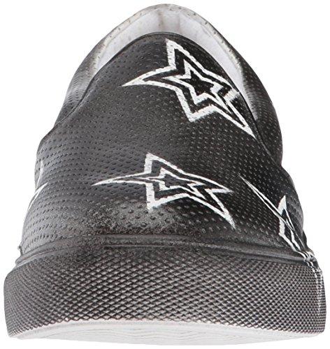 Mia Donna Stella Sneaker Di Moda Nera