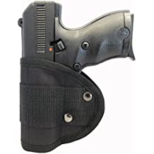 Custom Inside Waistband Poly Sling Holster Fits Hi Point C9 9mm & 380 IWB (M6) by Garrison Grip