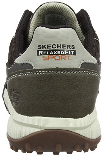 Taupe Skechers Marron Baskets Brown Homme 2 0 Floater xwC0Fw1qn6