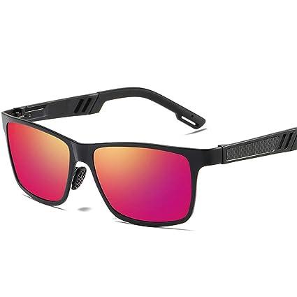 Gafas de moda Gafas de sol polarizadas Gafas de sol de color ...