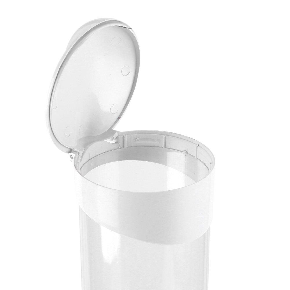 Dispensador de Agua Portavasos Plástico de Alta Capacidad Portavasos de Papel Fácil de Instalar Copas Contenedor Conveniente para La Oficina en Casa ...