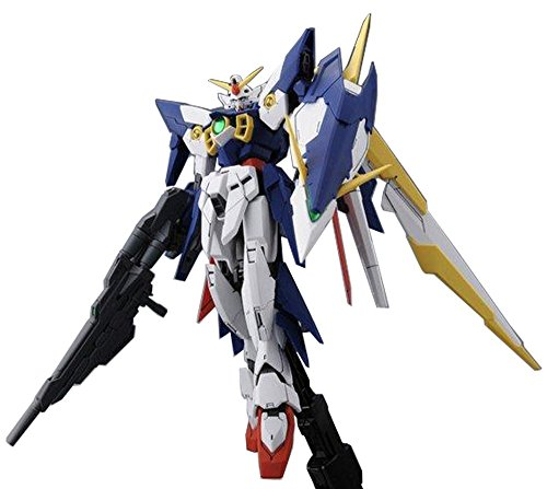 Bandai MG 1/100 XXXG-01 Wfr / A Gundam Fenice Rinascita ALBA Plastic Kit