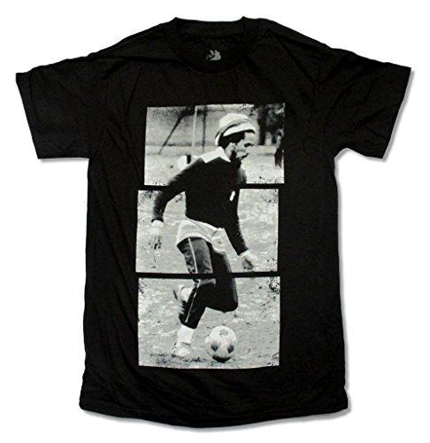 Bob Marley Stripe T-shirt - 9