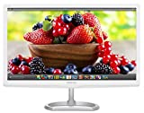 Full HD Monitor - Philips 276E6ADSS 27-Inch Class IPS Quantum Dot Technology / Adobe RGB LED-Lit Monitor, Full HD 1920 x 1080Resolution, 5ms, 20M:1 DCR, 300cd/m2 Brightness, VGA / DVI / HDMI w/MHL, Audio In/Out