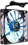 Aerocool Shark Blue Edition EN55420 Ventilateur avec LED 120 mm